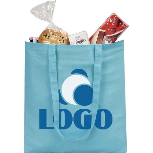 Ostoskassi, pitkäkahvainen ShoppyColourBag 4018