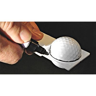 Golfpallon merkkaaja
