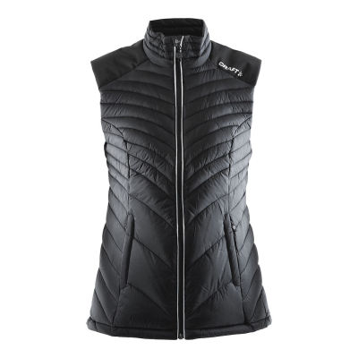 Untuvaliivi naisten Light Down Vest 1902979 W