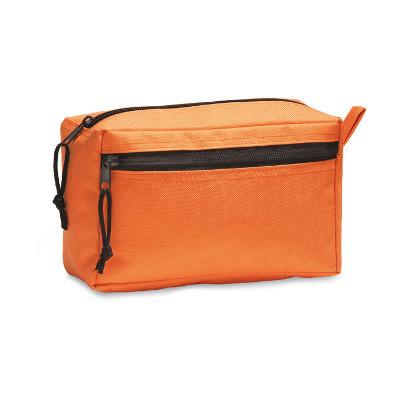 toilettilaukku KC6822 oranssi