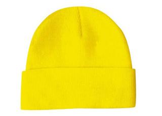 Huomiopipo 135 keltainen