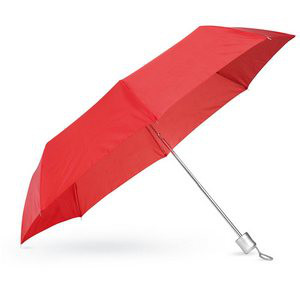 minisateenvarjo IT1653 punainen