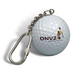 Golfpallo-avaimenperä