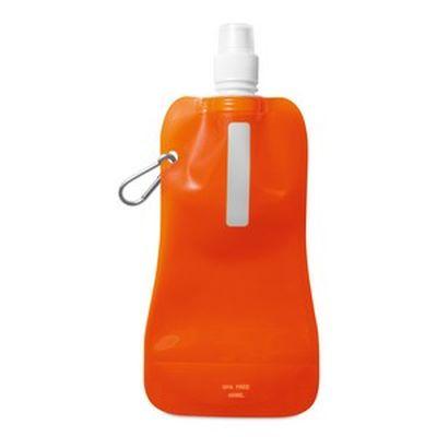 taitettava juomapullo MO8294 oranssi
