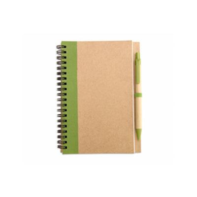 muistikirja IT3775 vihreä