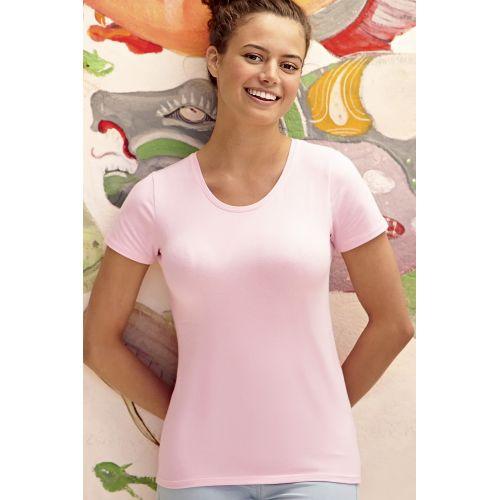 T-paita naisten O-aukkoinen 13780