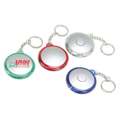 Avaimenperä ja taskulamppu LED-valolla 8165