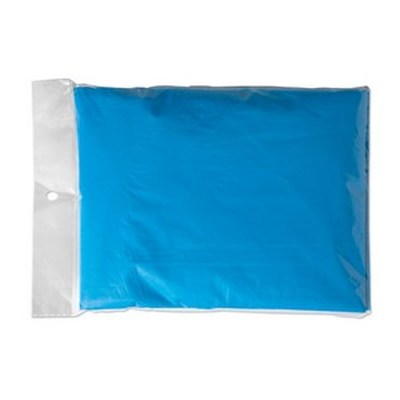 sadeponcho lapsille MO8244 sininen