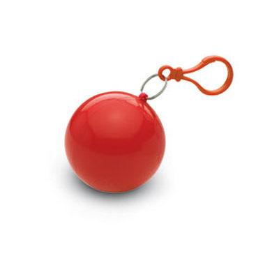 sadeponcho MO7421 punainen