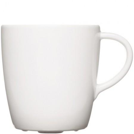 Liberica on Sagaformin Café Collection- sarjan muki, joka kruunaa kahvihetket työpaikalla, se sopii myös erinomaisesti liike- ja mainoslahjaksi.