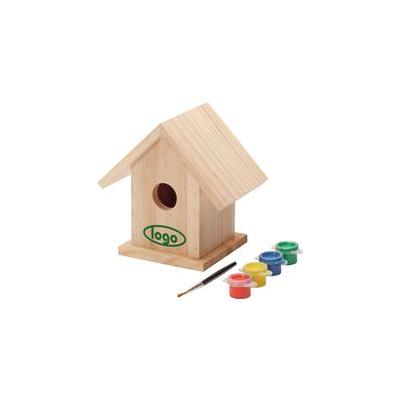 Linnunpönttö, BirdyPaint 3224