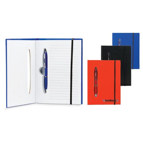 Muistikirja kynällä 90847