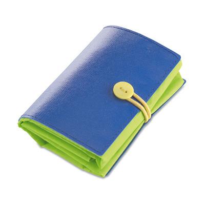 ostoskassi IT3904 sini-vihreä