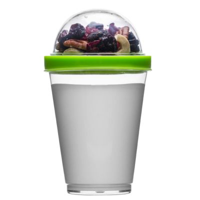 Jogurttimuki on näppärä apuväline välipalajugurtin säilyttämiseen!