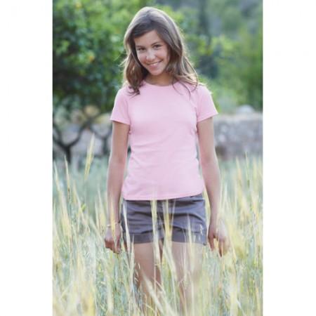 T-paita, Valueweight tyttöjen 10050