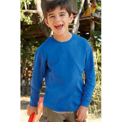 Lapsille pitkähihainen t-paita