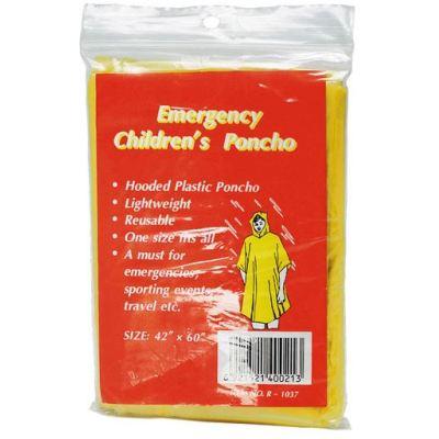 Sadeponcho lapsille 8119