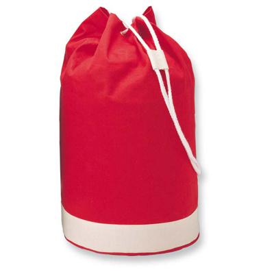 merimiessäkki IT1639 punainen