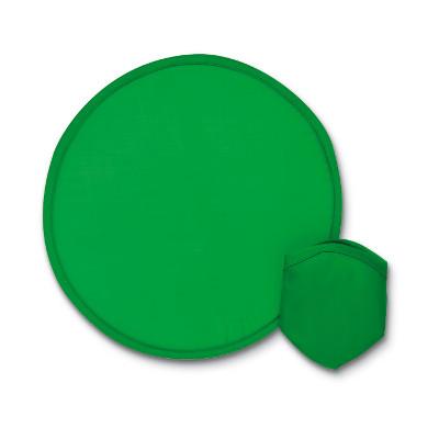 taitettava frisbee IT3087 vihreä