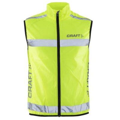 Heijastava juoksuliivi lisää turvallisuuttasi pimeässä. Heijastaa sekä takaa että edestä. Erinomainen kosteudensiirtokyky. Verkkoneulos selässä lisää hengittävyyttä. Heijastavat alueet.