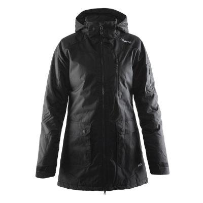 Talvitakki naisten Parker Jacket 1902978 W