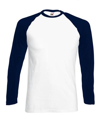 Pitkähihainen t-paita miehille
