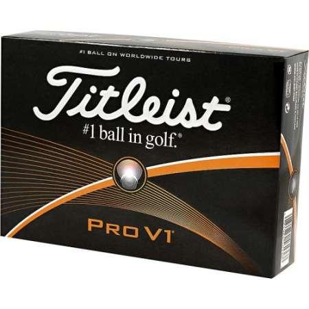 New pro V1 golfpallo