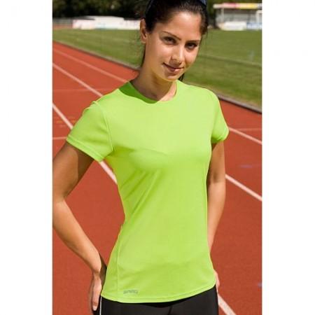 T-paita naisten Performance S253F