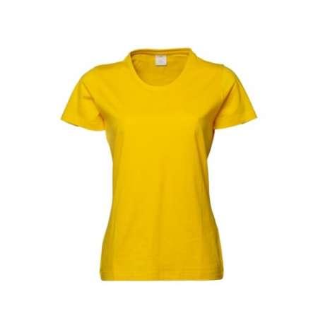 T-Paita naisten Basic Tee T1050