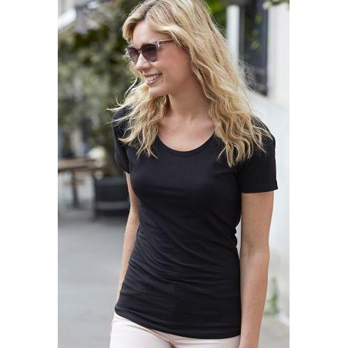 T-paita naisten Stretch Tee T450