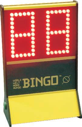Elektroninen bingo
