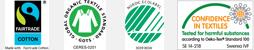 CottoVer sertifikaatti logot
