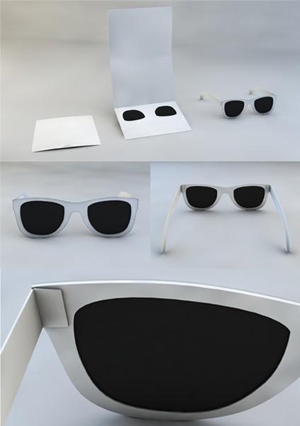 Aurinkolasit helpolla tee-se-itse menetelmällä!  Lasit toimitetaan postikortin kokoisessa kolmitaitoksisessa 300 g/m2 kartongissa. Täydellinen jakolahja vaikkapa kesän festareille ja tapahtumiin. 100% huomionherättäjä.  Lasien linssit ovat UV-suojattuja ja saatavissa useita värivaihtoehtoja. UV400 - 100% UVA/UVB - suoja (DIN EN ISO12312 - 1:2014-04)  Aurinkolasit ovat 100% kierrätettävää materiaalia.  Aurinkolasit ovat kustomoitavissa ja 4-väripainatus sisältyy hintaan. Laseissa on paljolti mainostilaa.