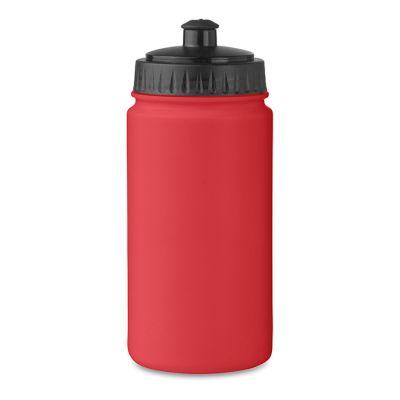Urheilujuomapullo MO8819 punainen