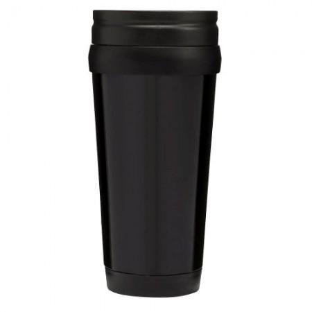 Muovinen automuki johon voit ottaa kuumaa kahvia mukaan töihin, retkelle tai vaikkapa vain ulos.