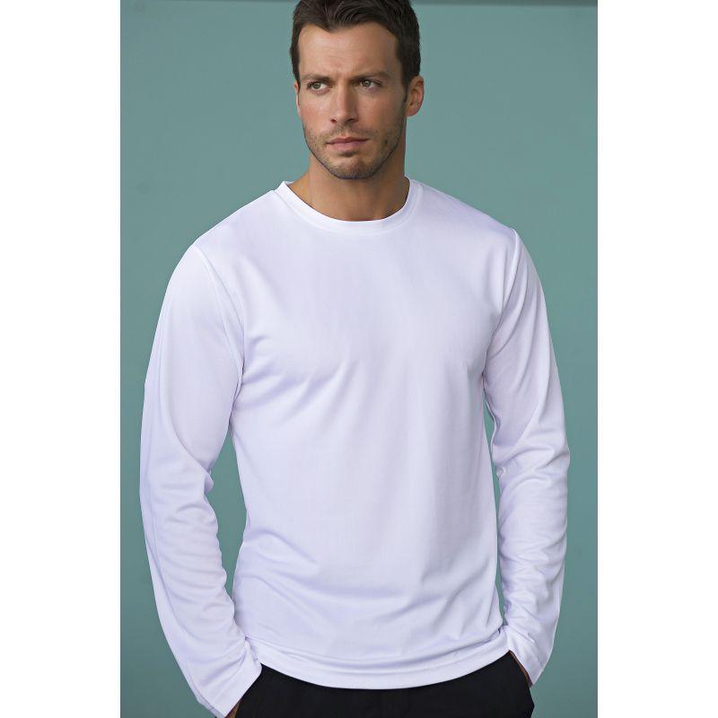 Miesten pitkähihainen t-paita JC002