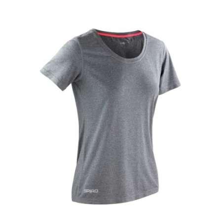 Naisten t-paita shiny marl S271F