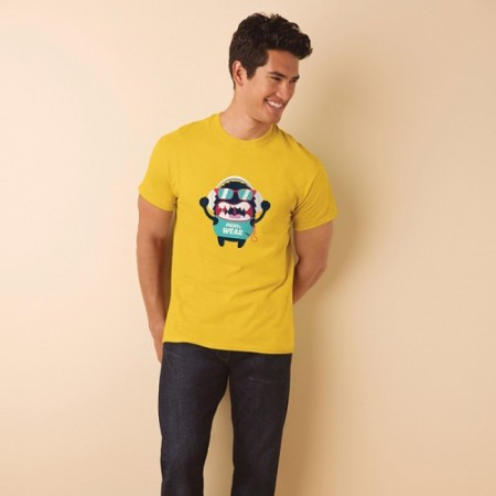 T-paita miesten Heavy T MI-GI5000
