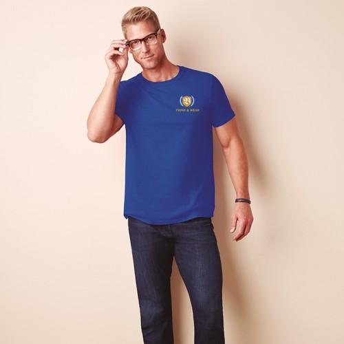 T-paita miesten Ring Spun MI-GI6400