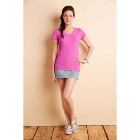 T-paita naisten Soft Style GI64VL