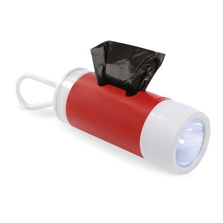 taskulamppu kakkapusseilla MO8676 punainen1