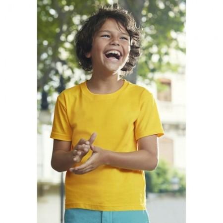 T-paita Sofspun 10150 auringonkukan keltainen 1