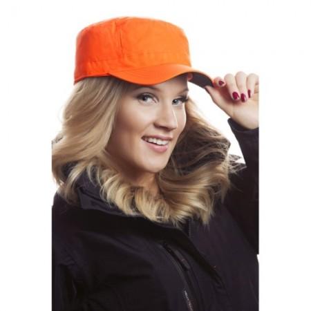 Metsästyslakki vuorella Leo 910670 oranssi/musta 1