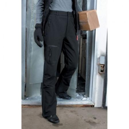 Softshell-housut naisten R132F
