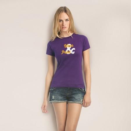 T-paita naisten Exact 190 MI-BC0119