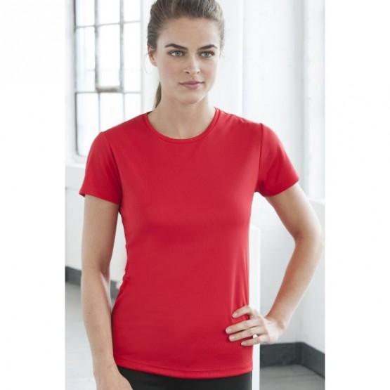 Naisten tekninen t-paita Cool JC005
