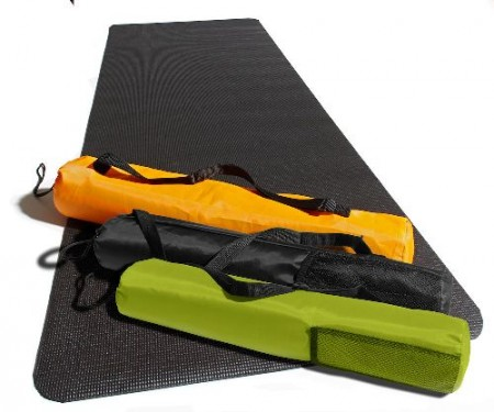 Laadukas joogamatto, joka on valmistettu 6P PVC:stä. Paksuutensa ansiosta matolla on helppo pysyä tasapainossa ja se soveltuu sekä aloittelijoille että ammattilaisille.