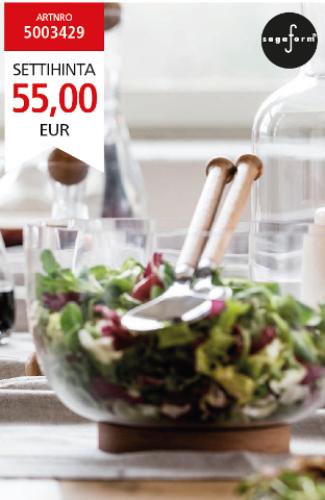 Sagaformin salaattisetti