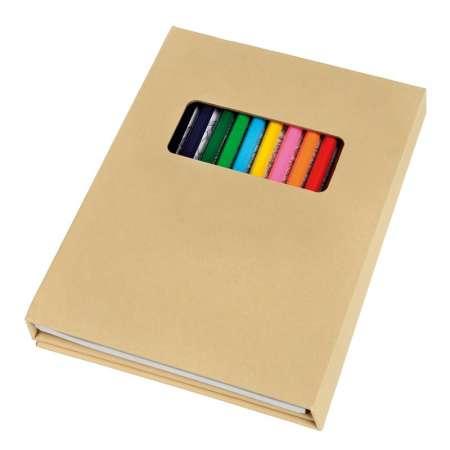 Värityskirja värikynillä 0504112