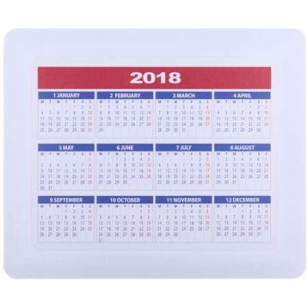 Hiirimatto kalenterilla Aplix 4924